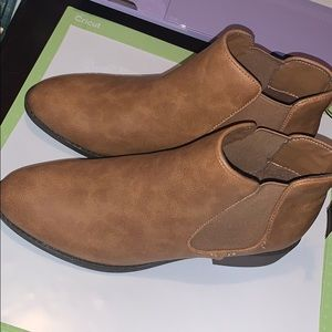 NWT Express Ankle Boots